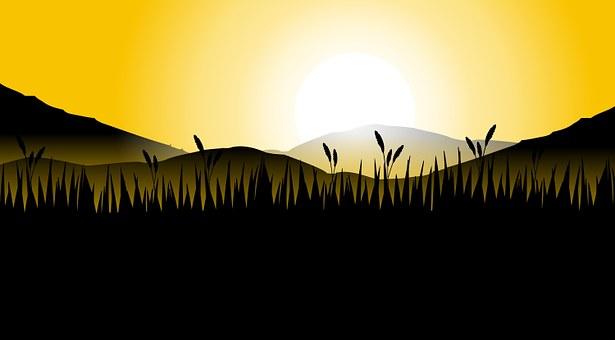 Bright, Dawn, Dusk, Environment