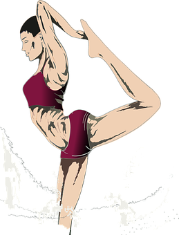 Woman, Dancer, Weight Loss, Bikini, Female, Diet