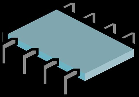 Chip, Micro, Hardware, Electronics