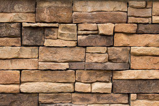 Wall, Bricks, Masonry, Cement, Pattern