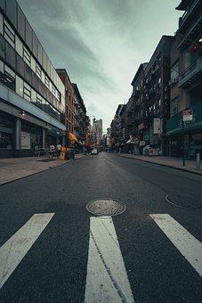 Nyc, City, America, Usa, Urban, Ny, Sky, Buildings