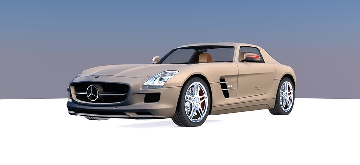 Amg, Mercedes, Sls, Sports Car, Auto, Automobile