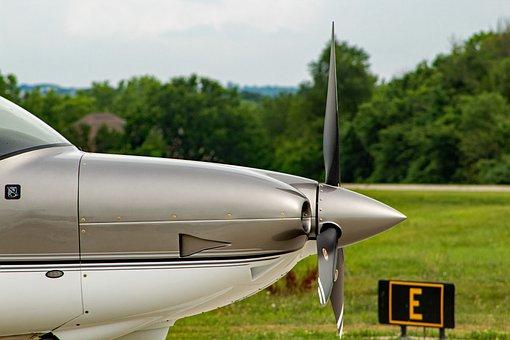 Cirrus, Aircraft, Aviation, Transportation, Travel
