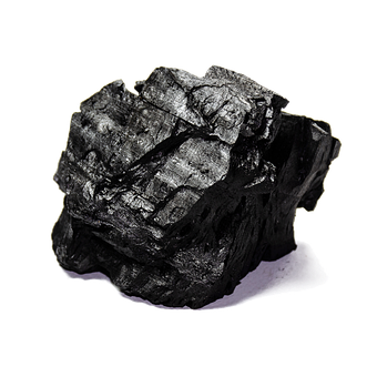 Charcoal, Hardwood, Pure, Activated Charcoal, Black
