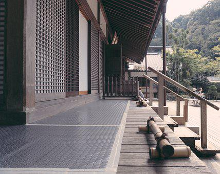 Temple, The Scenery, Building, Culture