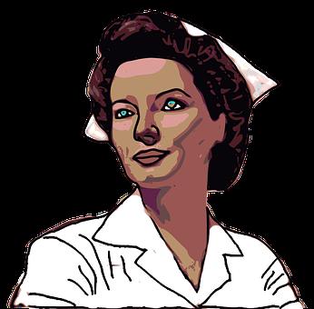 Woman, Nurs, Girl, Care, Confident, Health, Hospital