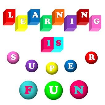 Text, Learning, Education, Motivation, Fun, School