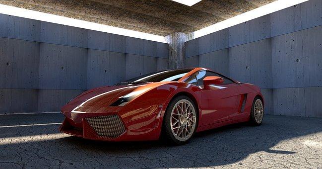 Lamborghini, Gallardo, Lp-560