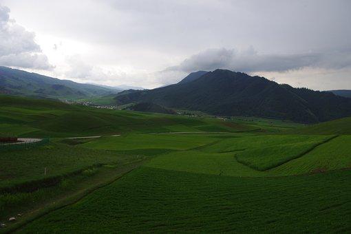 Gansu Province, Qilian Mountains