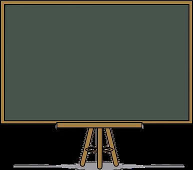 Chalkboard, Blackboard, Whiteboard, Board, Class, Blank