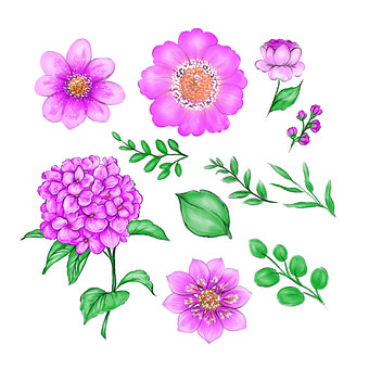 Flowers, Ramos, Nature, Spring, Plant, Flourish, Flower