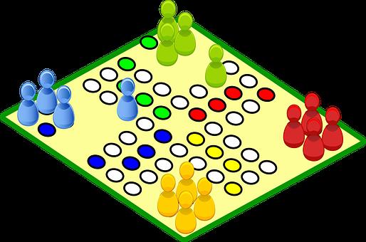 Board, Game, Ludo, Leisure, Luck