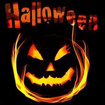Halloween, Pumpkin, Horror, Creepy, Spooky, Anxious
