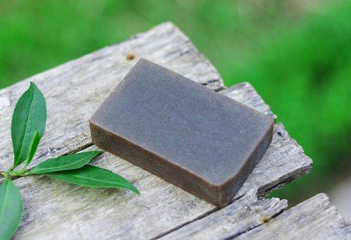 Handmade Soap, Green Tea, Green Tea Soap, Perilla Soap