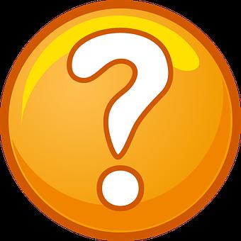Question, Mark, Yellow, Interrogation, Symbol, Sign