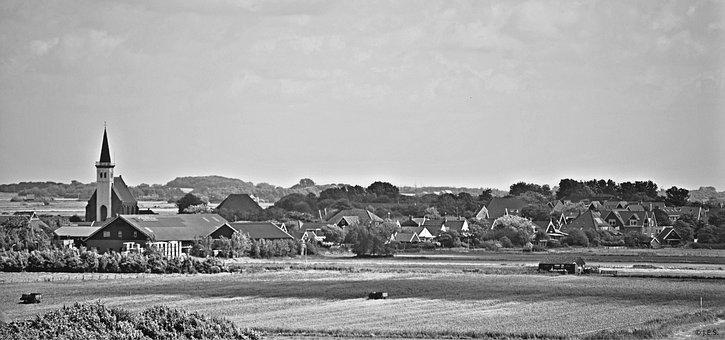 Den Hoorn, Isle, Texel, Netherlands
