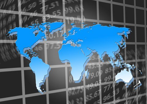 Grid, Web, Pay, Stock Exchange, Economy, Finance