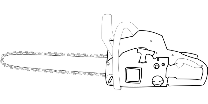 Chainsaw, Tool, Equipment, Saw, Chain
