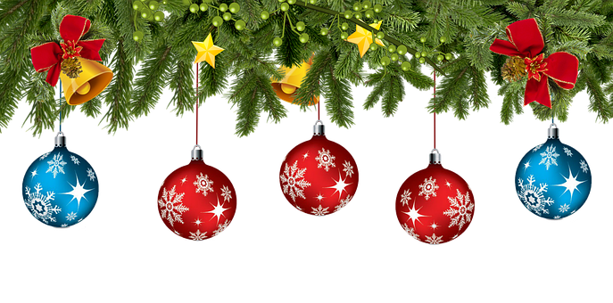 Bauble, Ornament, Decoration, Holidays, Glossy
