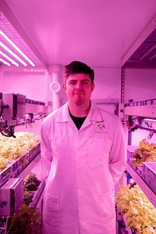Engineer, Engineering, Pink, Indoorfarm, Farming