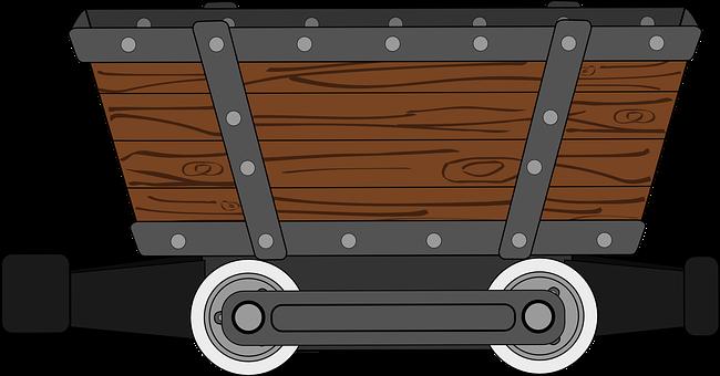 Wagon, Rail, Transport, Railway, Railroad
