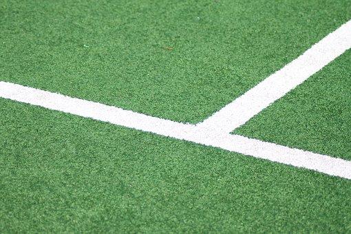 Hockey, Field Sports, Green, Line, Rugby