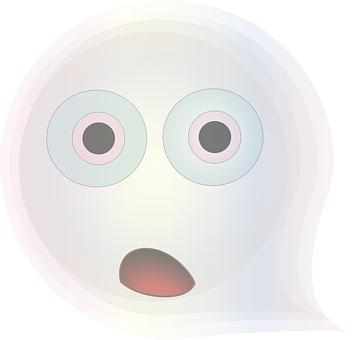 Graphic, Ghost, Smiley, Emoticon, Spook, Spector