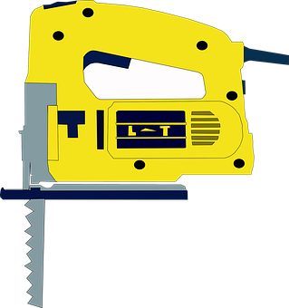 Handsaw, Tool, Electric, Hardware