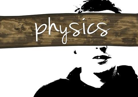 Man, Board, Head, Silhouette, Physics