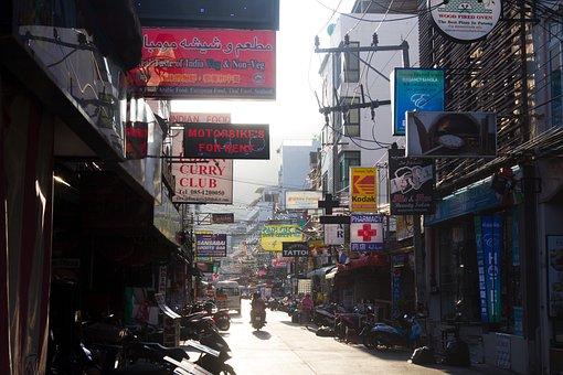 Thailand, Phuket, Sky, Travel, Outdoor, Asia, Tourism