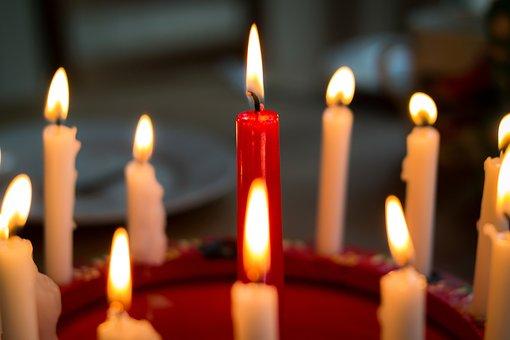 Candles, Festival, Birthday, Advent, Christmas, Light
