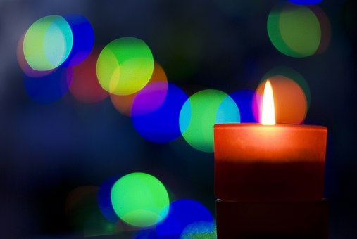 Candle, Atmosphere, Decoration, Candlelight, Advent