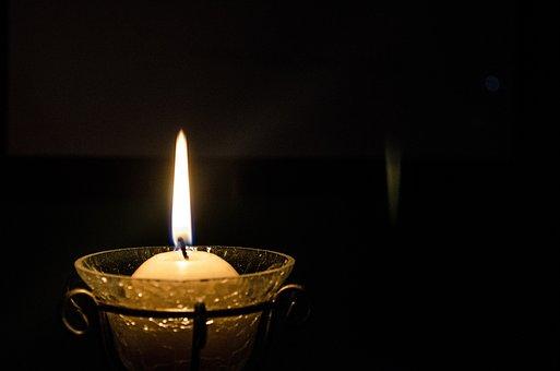Candle, Fire, Candlelight, Prayer, Devotion, Burn, Heat
