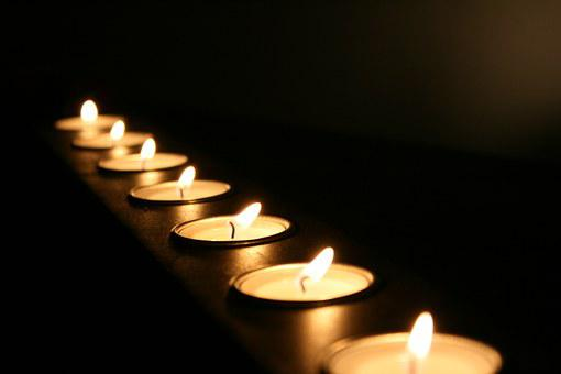 Candles, Light, Fire, Candlelight, Atmosphere, Flame