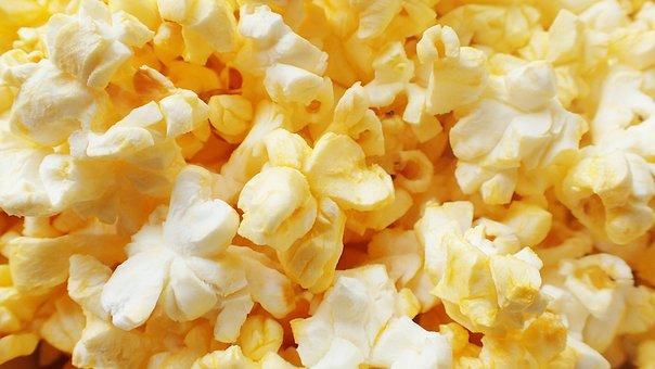 Popcorn, Snack, Food, Buttered, Pop, Corn, Salty
