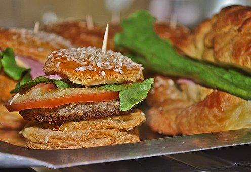 Burger, Food, Fast Food, Gastronomy, Menu, Weight Gain