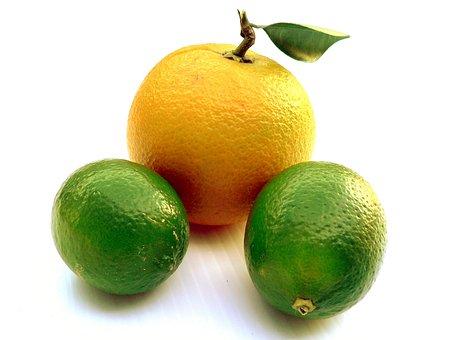 Fruits, Citrus, Orange, Food, Fresh, Healthy, Lemon