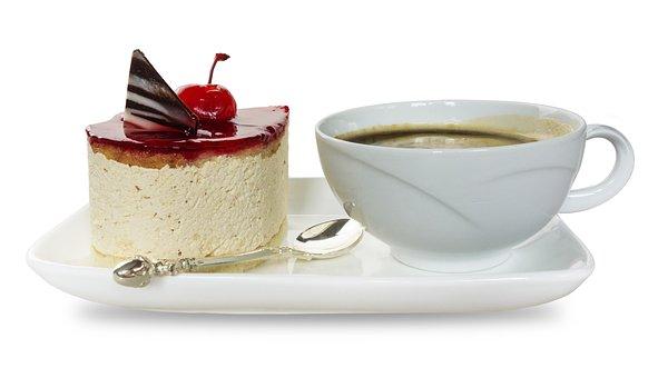 Food, Breakfast, Dessert, Coffee, Baking, Cream, Cake