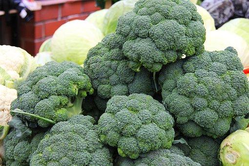 Broccoli, Fruits, Fresh, Sweet, Juicy, Yummy, Delicious
