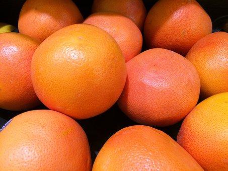Grapefruit, California Production, Fruit, Department