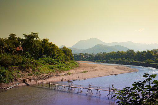 Luang Prabang, Khan River, Laos