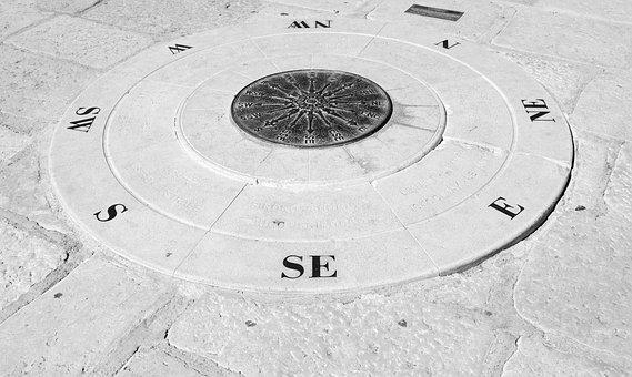 Stone, Way, Parts Of World, Croatia, Direction, Circle