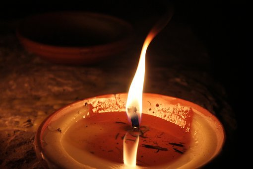 Candle, Flame, Light, Wax, Sparks, Devotion, Flames