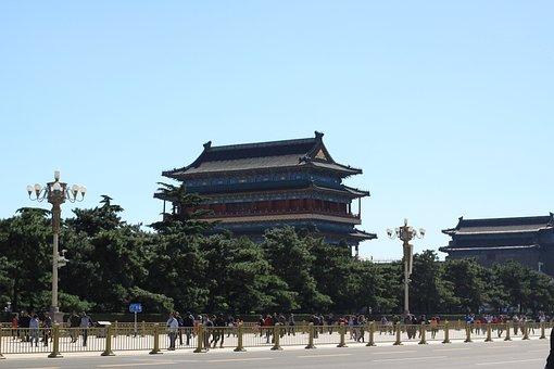 Zhengyang, Beijing, Historic Buildings, Qianmen