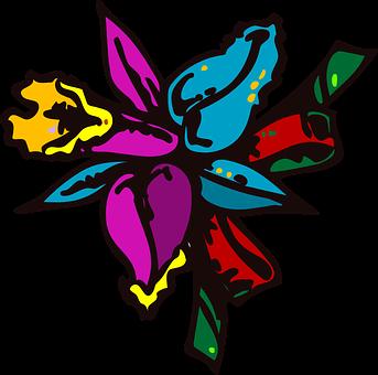 Orchid, Flower, Floral, Color, Corsage, Decoration