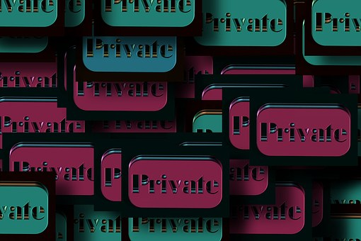 Note, Shield, Private, Privacy, Goal, Door