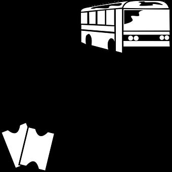 Bus, Commuters, Passengers, Waiting