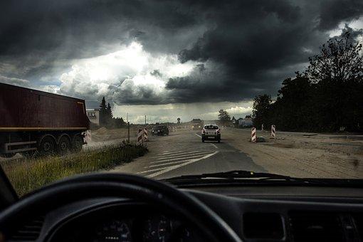 Storm, It'S Terrible, Armageddon, Clouds