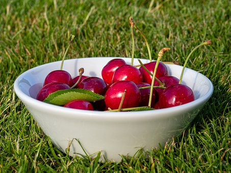 Cherry, Rush, Picked Up, Collection, Vitamins, Fresh