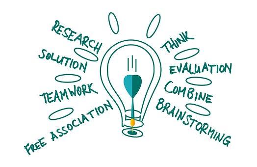 Brainstorming, Team, Idea, Exchange Of Ideas